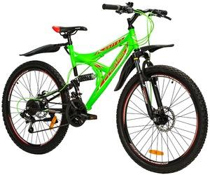 Велосипеды Premier, Велосипед Premier Raptor 26 V-brake 18 Green