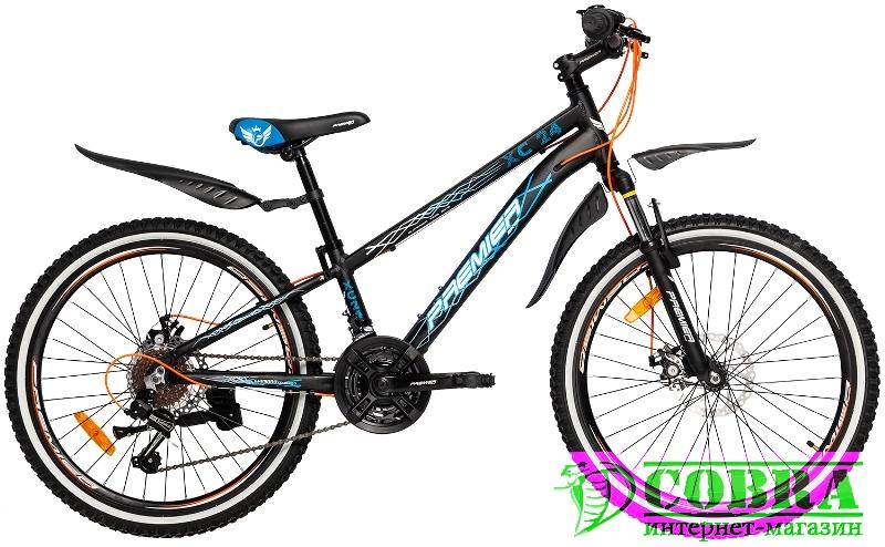 Велосипед Premier XC 24 Disc 11 Black - Купить Велосипед ...