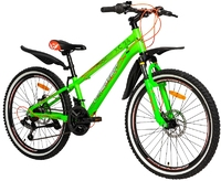 Велосипеды Premier, Велосипед Premier XC 24 Disc 11 Green