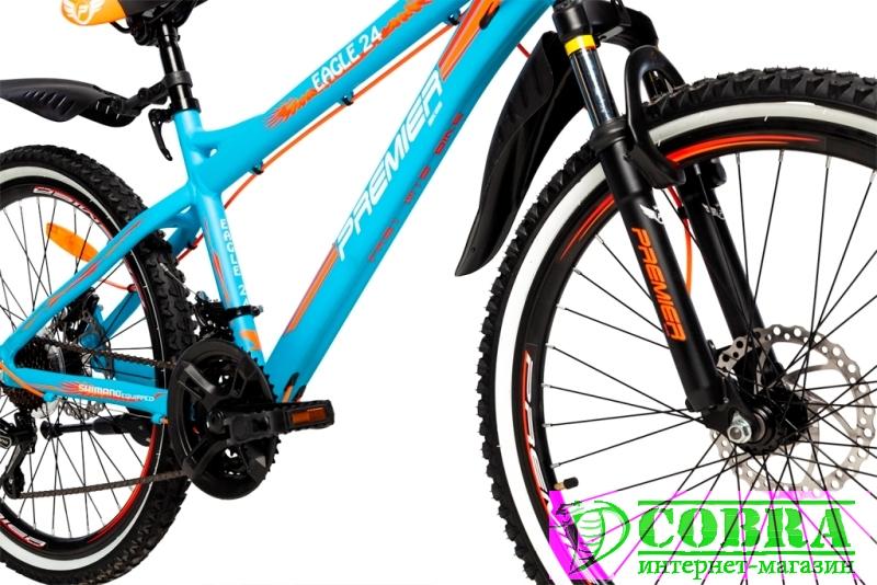 Велосипед Premier Eagle 24 Disc 15 Turquoise - Купить ...