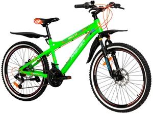 Велосипеды Premier, Велосипед Premier Eagle 24 Disc 15 Green