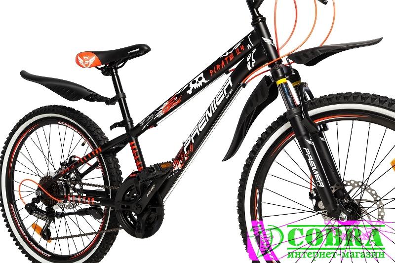 Велосипед Premier Pirate 24 Disc 11 Black - Купить ...