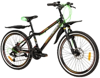 Велосипед Premier Dragon 24 Disc 13 Black