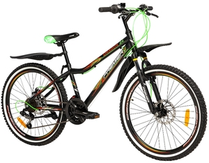 Велосипеды Premier, Велосипед Premier Dragon 24 Disc 13 Black