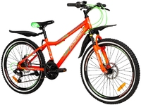 Велосипеды Premier, Велосипед Premier Dragon 24 Disc 13 Red