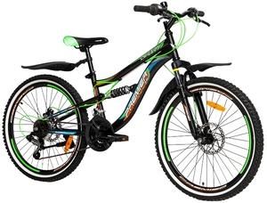 Велосипеды Premier, Велосипед Premier Legion 24 Disc 13 Black