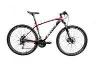 """Велосипед Leon TN PRO AI 29"""" черно-красный"""