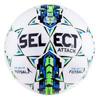 Мяч футзальный Select Attack Duxon Green Sky Black