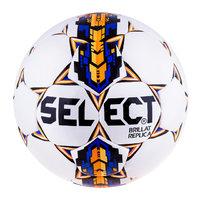 Мяч футбольный №4 Numero Brilliant Replica Duxon Sky