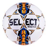 Мяч футзальный Select Super Duxon Orange Blue