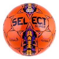 Мяч футзальный Select Super Duxon Orange Purple