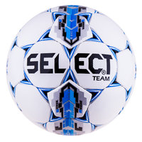 Мяч футбольный Select №4 Team Duxon Sky Silver