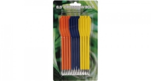 Арбалеты, Набор 12 пластиковых стрел MK-D3