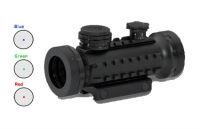 Прицел коллиматорный BSA-GUNS Stealth Tactical Range weaver Duplex Reticle