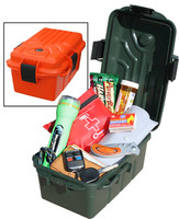 Кейс для патронов MTM Survivor Dry Box Green Big