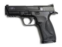 Пистолет S&W M&P40 NBB BK CO2