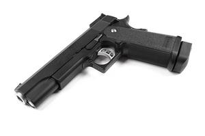 Cybergun, Пистолет Swiss Arms Hi-Capa 5.1 Metal CO2