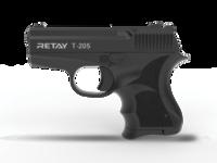 Пистолет стартовый Retay T205 8 мм black