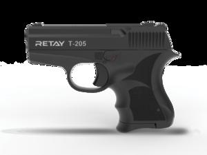 Retay, Пистолет стартовый Retay T205 8 мм black
