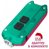 Фонарь Nitecore TIP Winter Edition red-green