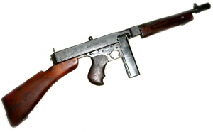 Макеты массогабаритные, ММГ Томпсон 1928