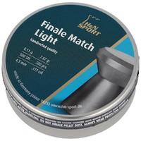 H&N Finale Match Light 0,51г 500шт. 4,5мм