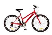 "Велосипед Discovery PASSION Vbr 14G 26"" St розово-белый 2017"