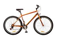 "Велосипед Discovery ATTACK 14G Vbr 29"" St оранжево-серо-белый   2017"