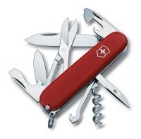 3.3703 Нож Victorinox Swiss Army Ecoline, красный матовый нейлон