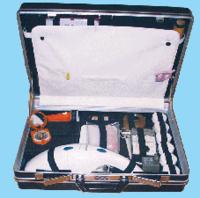 Набор для изъятия, хранения и транспортировки вещественных доказательств по фактам взрывов Чемодан криминалиста ВК-8