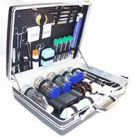 Набор для поиска, сбора и консервации запаховых следов на месте происшествия Чемодан одорологический ВО-1
