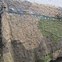Маскировочная сеть камуфляж военная 3x6 затемнение 75%