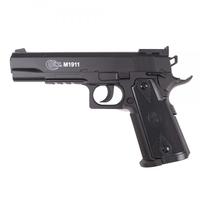 Пистолет Colt 1911 NBB Plastic CO2
