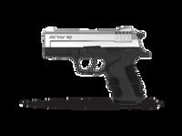 Пистолет стартовый Retay X1 Nickel