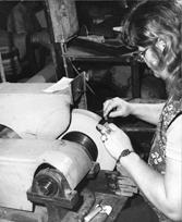 Производство боевых ножей Ка Бар