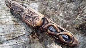 Деревянные ножны для ножей